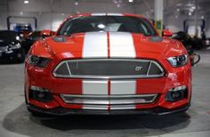 Shelby Launches 627hp 2015 Shelby GT with a Blown 5.0L V8