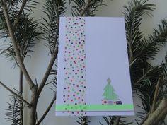 Mi pin Nº 500 es para la tarjeta de navidad hecha por mi hija Macarena de 11 años. Toda una artista!!!!  www.washitape.com.mx
