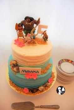 Moana Cake Auckland $350