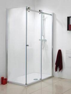 Vision 1400mm Frameless Sliding Shower Door