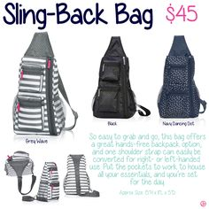 Hanging Traveler Case by Thirty-One. Fall/Winter 2015. Click to ...