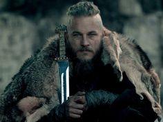 Vikings (series 2013 - ) Starring: Travis Fimmel as KING Ragnar Lothbrok