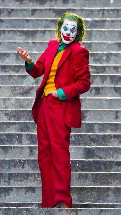 ☆The Joker Joaquin Phoenix ☆ Le Joker Batman, Poison Ivy Batman, Joker And Harley Quinn, Gotham Batman, Batman Art, Batman Robin, Joaquin Phoenix, Joker Photos, Joker Images