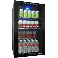 Vinotemp VT-34 Touch Screen Beverage Cooler  Check It Out Now     $479.99    Freestanding unit with three adjustable shelves. Black color. Capacity: 34 bottles. Storage capacity: 80 pc., 12 oz. ..  http://www.appliancesforhome.top/2017/03/23/vinotemp-vt-34-touch-screen-beverage-cooler/