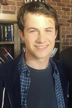 Such a 13 reasons why fan that I know he is in Monets.......
