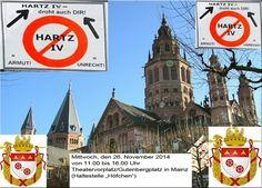 Ma(h)lt sich in diesem Kopf die Welt: Hartz IV soll schöner werden? #Mainz Mittwoch ab 11 Uhr. Mit B.Tomm-Bub (Ex-FM)