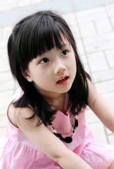 29 Cute Korean Hairstyles For Little Girls - - Cute Mixed Kids, Cute Kids, Cute Babies, Little Girl Models, Child Models, Beautiful Little Girls, Cute Little Girls, Tween Girls, Kids Girls