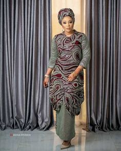 Fascinating and Amazing Ankara Long Gown Styles For Church/Parties | OD9jastyles