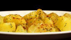 Cocinar para los amigos: Patatas al ajillo