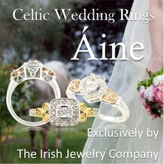 Celtic Wedding Rings, Designer Engagement and Anniversary