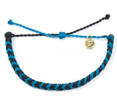 9a46fb11eefe7 Cool Guy Braided - Mavi Siyah Bileklik - #elyapimi her bileğe göre  #ayarlanabilir #rengarenk örgü #bileklik takı tasarımı, Pura Vida  Bracelets, ...