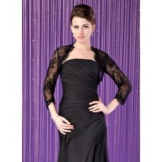 [US$ 42.99] 3/4-Length Sleeve Lace Special Occasion Wrap (013024284)