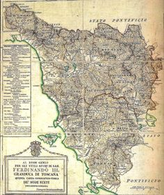 Toscana al tempo di Ferdinando III