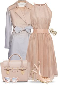 "nice ""Soft Colors for Spring"" by yasminasdream ❤ liked on Polyvore..."