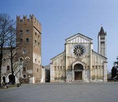 Basilica di San Zeno - Verona Italy