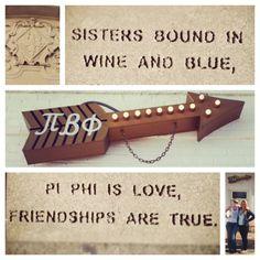 Pi Beta Phi Love <3