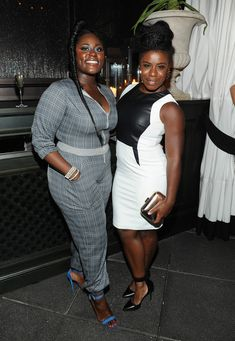 The Cut and New York Magazine's Fashion Week Party: Uzo Aduba, Danielle Brooks