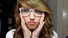 Kalel Cullen wearing glasses! WULAS! WatchUsLive&Stuff