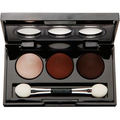 Vincent Longo Baby Dome Eyeshadow Palette, Terrachino 0.01 oz found on Polyvore