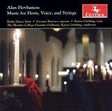 Alan Hovhaness: Music for Horn, Voice & Strings [CD]
