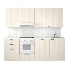 METOD Kuchyně - Hittarp krémová - IKEA