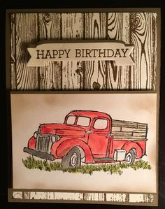 Image result for Homemade Mens Thinking Of You Cards
