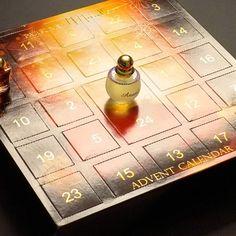 Le calendrier de l'avent parfumé M. Micallef ★☆ Concours ☆★
