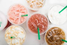 10 Secret Starbucks Drinks Your Barista Is Drinking Without You  - Cosmopolitan.com
