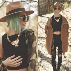 #styleinspo #fallfashion #pastelheair #hairgoals #style #allblack