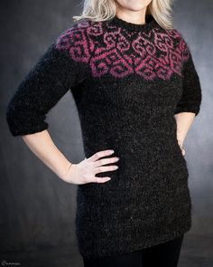 Icelandic Lopi Sweater by unneva on Etsy