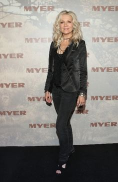 Danielle Spencer arrives at the Myer and David JonesSpring/Summer 2012 Fashion Launch in Sydney David Jones, Sydney, Red Carpet, Runway, Product Launch, Spring Summer, Age, Actresses, Actors