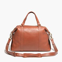 The Glasgow Satchel - Madewell