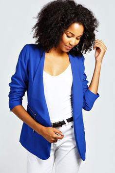boohoo Tania Zip Pocket Waterfall Blazer - blue Coats and jackets are a key component for staying snug and statement this season Coats and jackets are a seriously statement staple this season. Whether you're taking on timeless with a trench, keepin http://www.comparestoreprices.co.uk/womens-clothes/boohoo-tania-zip-pocket-waterfall-blazer--blue.asp