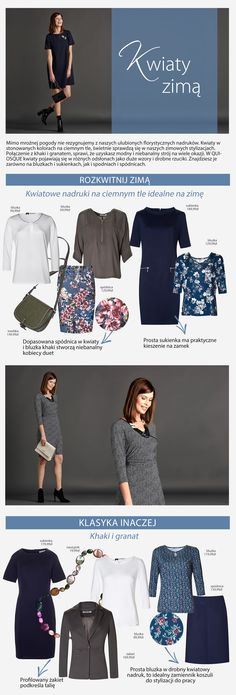 #quiosquepl #quiosque #naszeinspiracje #new #collection #lady #style #outfit #dress #blouse #trousers #skirt #feminine #kobieco #womanwear #trends #inspirations #autumn #winter #flowers