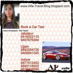 Aerosoft Blogger: Best Taxi Cabs in Indore India
