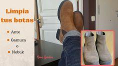 Es conveniente guardar el calzado limpio para usarlo en la siguiente temporada. Vamos a preparar un buen limpiador con solo 2 productos. Suscribirse al canal...
