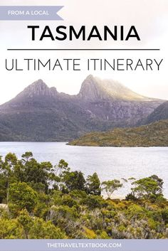 Tasmania is the hottest upcoming travel destination in Australia. With pristine waters, epic national parks, and a laid back atmosphere, it's no wonder people are flocking! Make sure you get the most out of your trip with this Ultimate Tasmania Itinerary Brisbane, Melbourne, Sydney, Outback Australia, Visit Australia, Australia 2018, Cairns, Newcastle, Camping