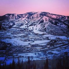 Beautiful views from Emerald Mountain in Steamboat Springs Colorado! Hiking is something we enjoy doing all year around here! #VisitSteamboat