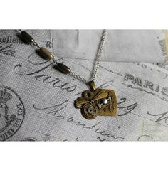 Dragonfly Time - Steampunk Necklace