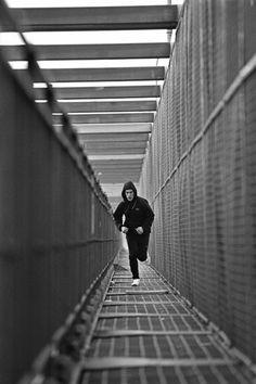 Nike Bridge Runners Tim Barber Photography