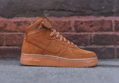 Three Great Perforated Suede Options Of The Nike Air Force 1 For Women Page 2 of 3 - SneakerNews.com