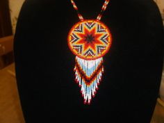 morningstar necklace native american necklace pow by deancouchie