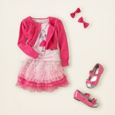 baby girl - outfits - frill her | Children's Clothing | Kids Clothes | The Children's Place