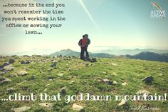 mountain top kiss