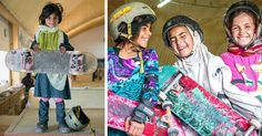 Many Afghan Girls Are Not Allowed To Ride Bicycles, So 'Skateistan' Empowers Them With Skateboarding | Bored Panda