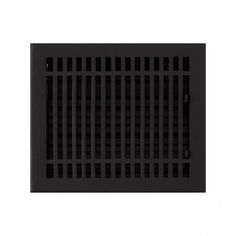 Oversized Contemporary Iron Wall Register - Hardware Wall Vent Covers, Cast Iron, It Cast, Exposed Rafters, Iron Wall, Home Hardware, Simple House, Home Improvement, Flooring