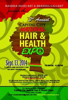 3rd Annual Capital City Natural Hair