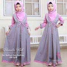Model Baju Muslim Anak Perempuan  2040c0fcf6