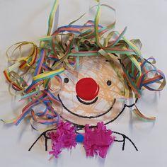 Art For Kids, Crafts For Kids, Circus Theme, Mardi Gras, Kindergarten, Preschool, Creations, Paper Crafts, Activities