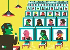 Ensino de massas - MOOC